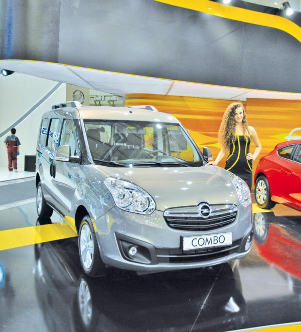 Sia-2012: Opel