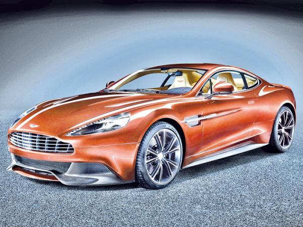 Aston Martin АМ310 Vanquish: возвращение