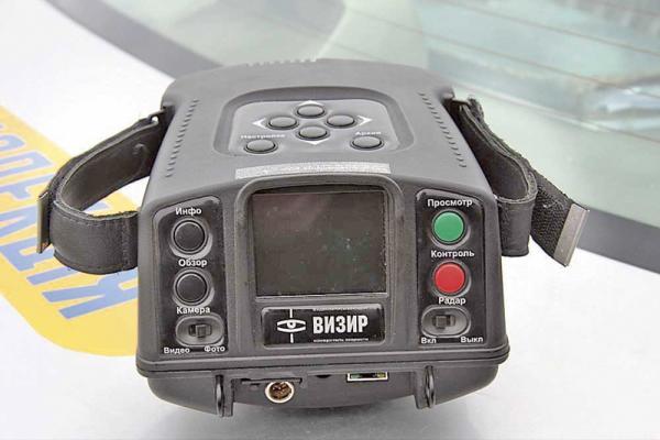ГАИ проконтролирует соблюдение водителями скоростного режима