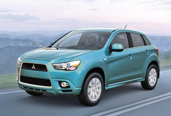 Mitsubishi отзывает Lancer и RVR