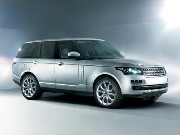 Range Rover: четвертое пришествие