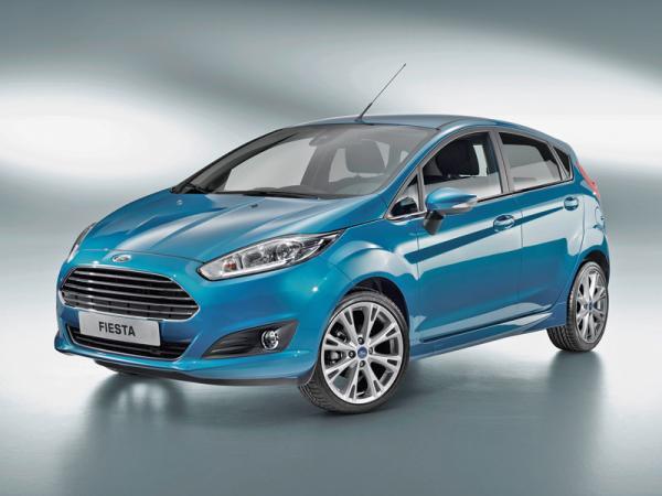 Ford Fiesta: освежение
