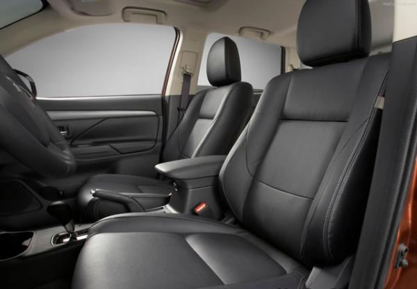 Mitsubishi Outlander: новый стиль, знакомые технологии