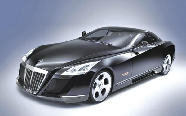 Maybach выпустил автомобиль стоимостью 8 млн. долларов