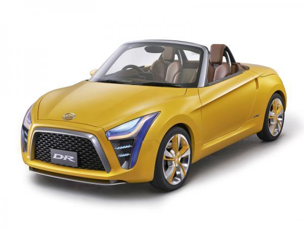 Daihatsu D-R: предвестник нового Copen