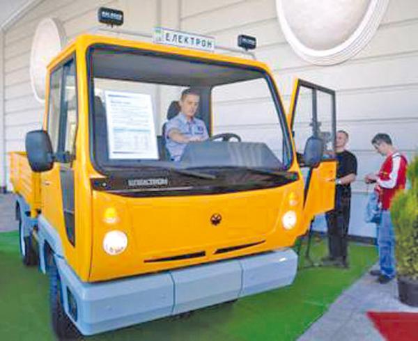 Украинцы создали уникальный автомобиль