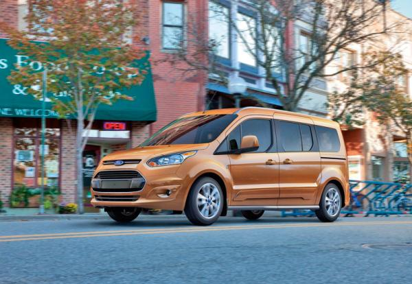 Ford Transit Connect: ближе к легковым моделям