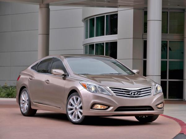 Hyundai Grandeur, Nissan Teana, Skoda Superb: бизнес-класс за разумные деньги
