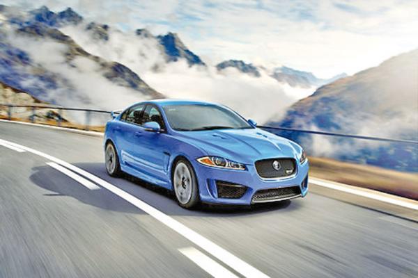 В Лос-Анджелесе показали люксовый седан от Jaguar