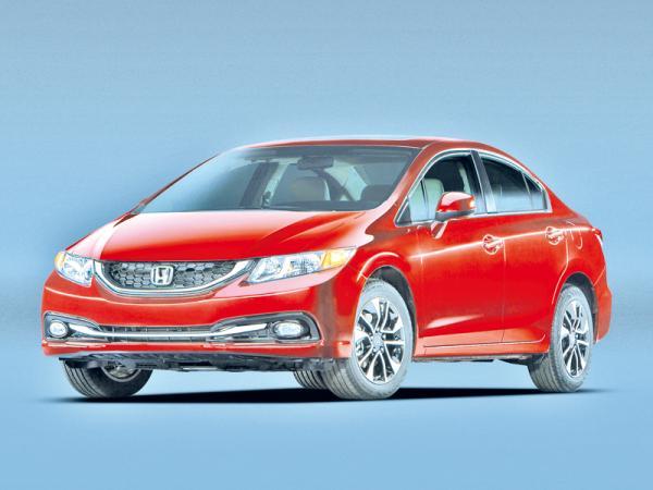 Honda Civic: модернизация