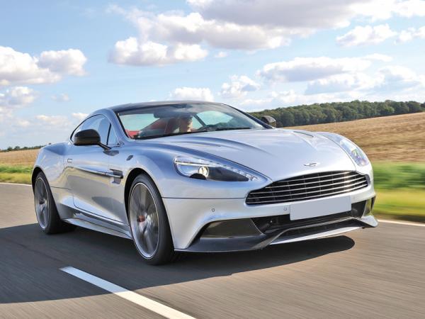 Aston Martin Vanquish: второе пришествие