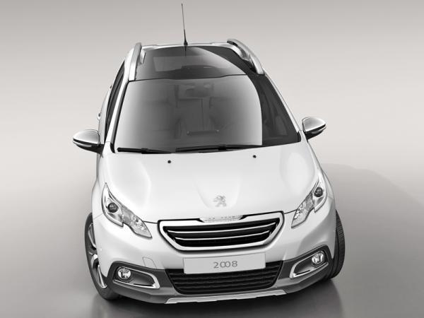 """Peugeot 2008: пополнение во вседорожном """"семействе"""""""