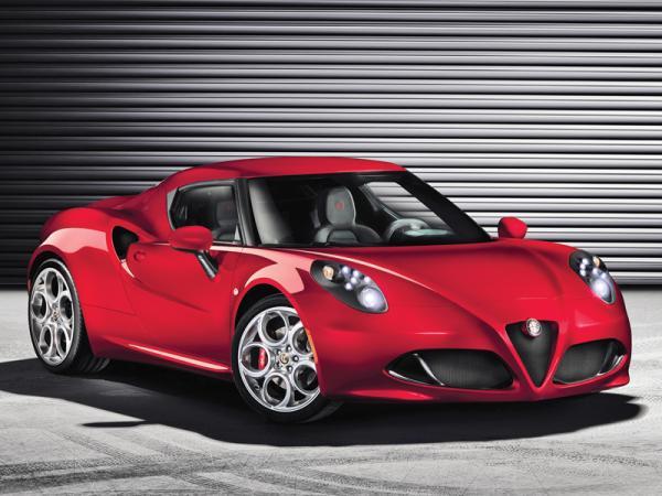 Alfa Romeo 4C: возвращение к истокам