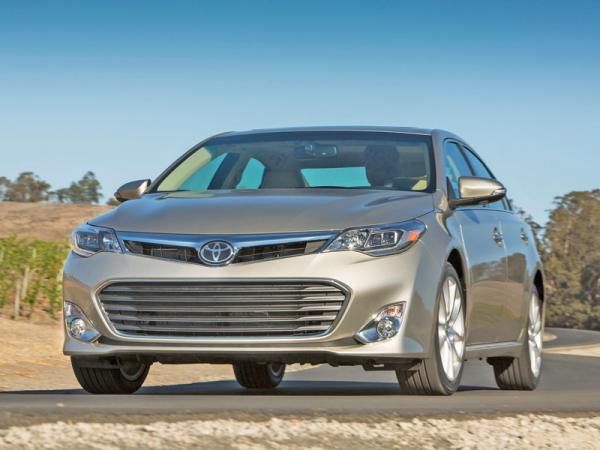 Toyota Avalon: смена имиджа