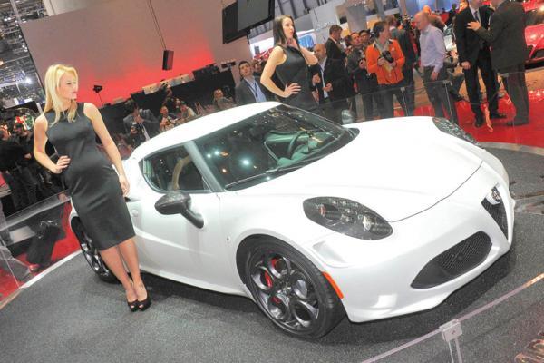 Женевский автосалон-2013: реванш роскошных моделей (Часть 1)