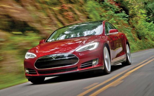 Tesla Model S: будущее наступает сегодня