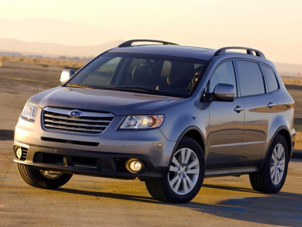 Автомобили Subaru будут с новым «лицом», а Toyota – с дополнительными опциями