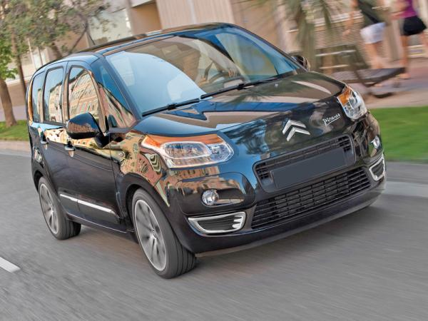 Citroen C3 Picasso, Ford B-Max, Nissan Note: компактные и практичные