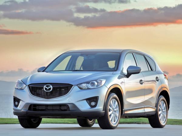 Mazda CX-5, Subaru Forester, Toyota RAV4: соревнование компактных вседорожников