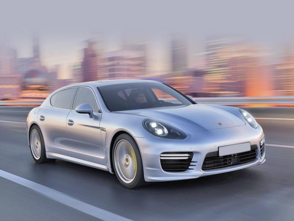 Porsche Panamera: освежение