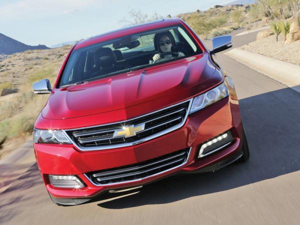 Chevrolet Impala: продолжение династии