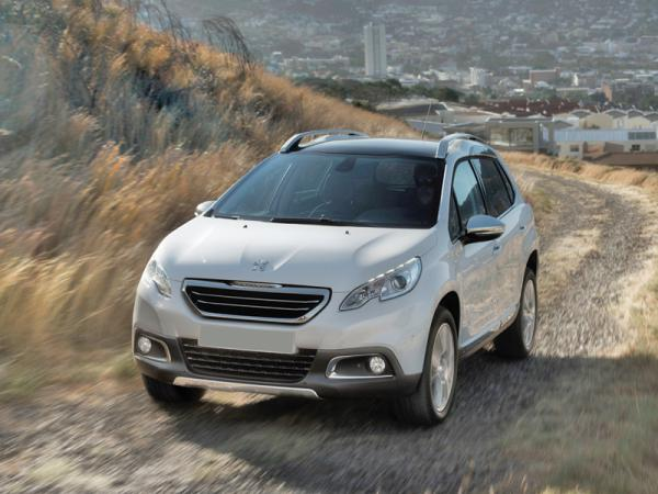 Peugeot 2008: универсал во вседорожном стиле