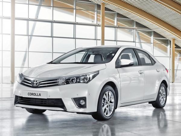 Toyota Corolla: новая глава