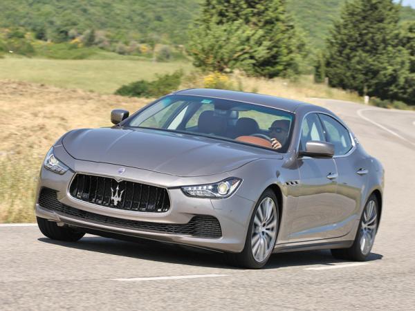 Maserati Ghibli: возвращение в Е-класс
