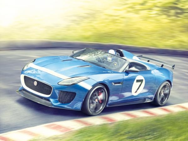 Jaguar Project 7: гоночным победам посвящается