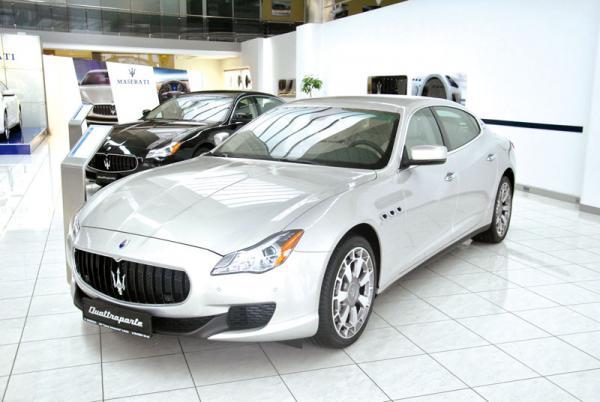 Столичное автошоу-2013: Maserati