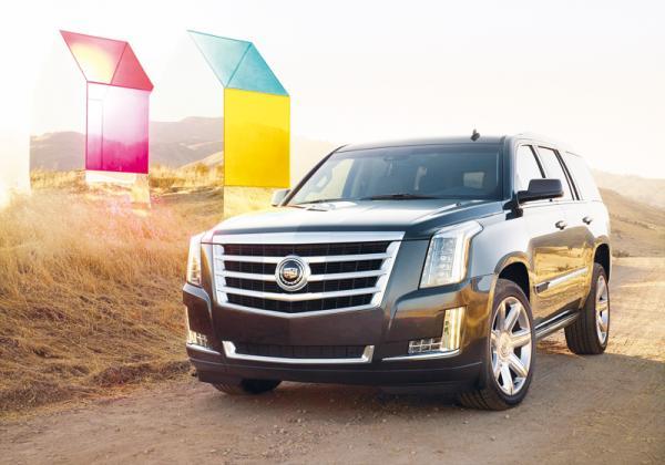 Cadillac Escalade: третье поколение