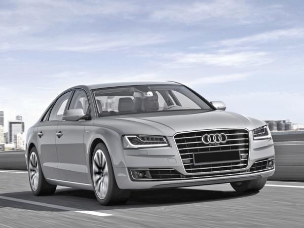Audi A8: консервативный дизайн, современные технологии