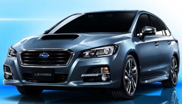 Subaru представила новый универсал