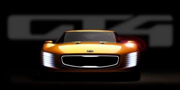 В Kia готовят заднеприводное купе