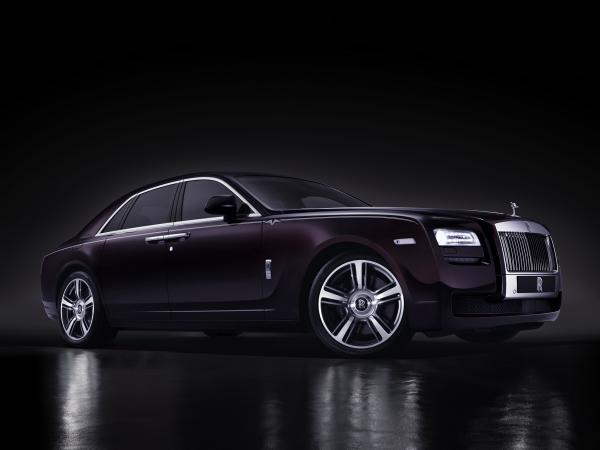 Прибавка в мощности для Rolls-Royce Ghost
