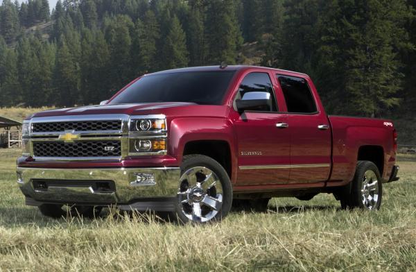 General Motors обновил пикапы