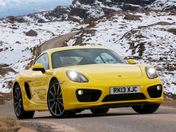 В Porsche работают над облегченными Boxster и Cayman