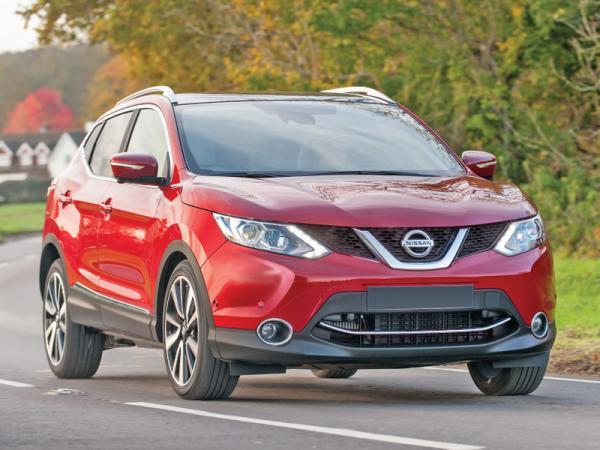Nissan Qashqai: перерождение