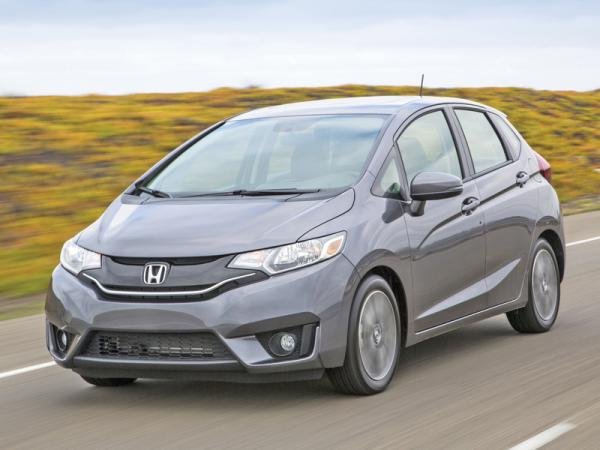 Honda Jazz: дубль третий