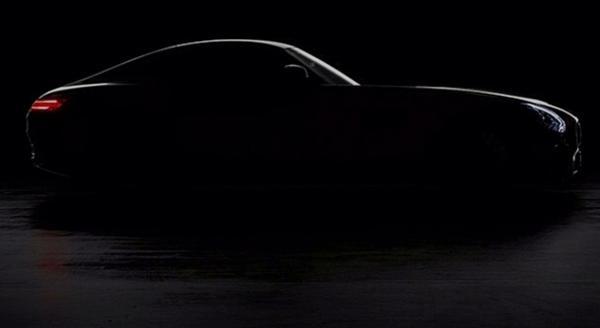 Mercedes-Benz AMG GT представят в Париже