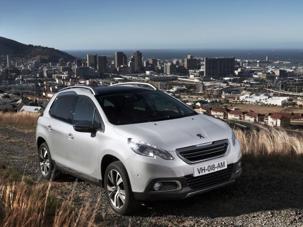 Peugeot готовит трехдверный 2008