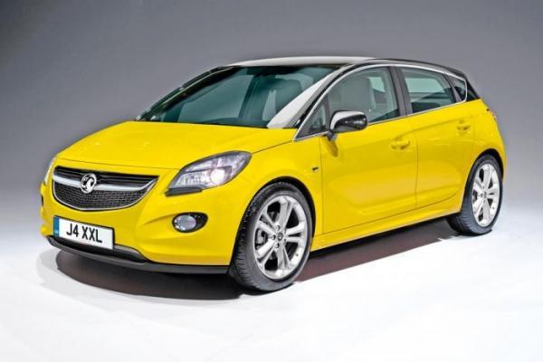 Новое поколение Opel Corsa проходит испытания