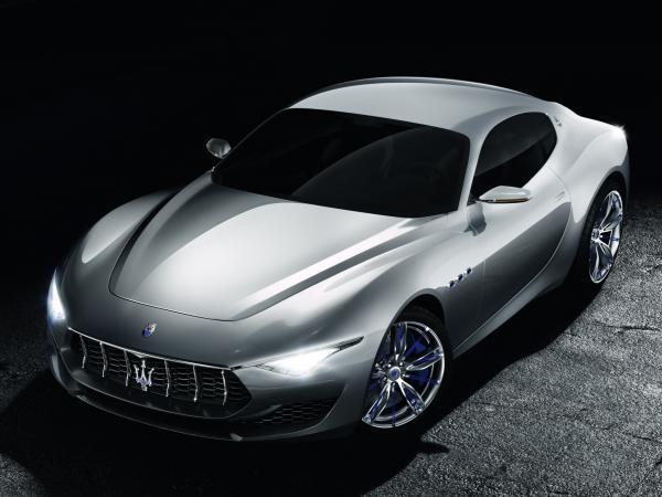 Maserati Alfieri пойдет в серию