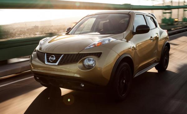 Обновленный Nissan Juke поступает в продажу