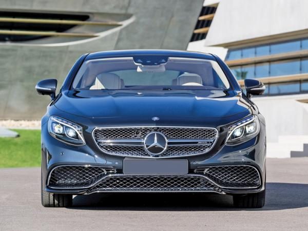 Mercedes-Benz S65 AMG Coupe: новый флагман
