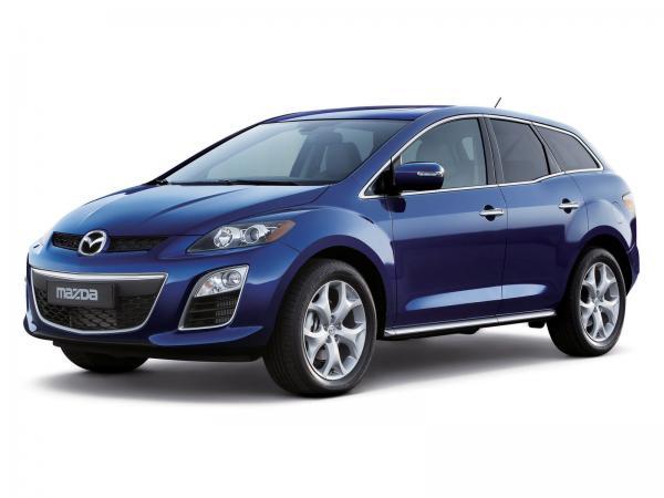 Mazda хочет вернуть CX-7 в строй