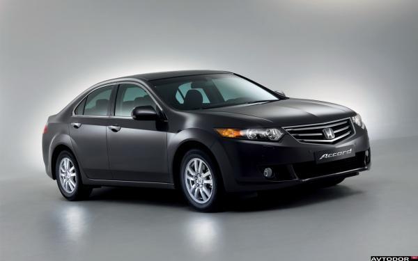 Honda сообщила цены новой Accord