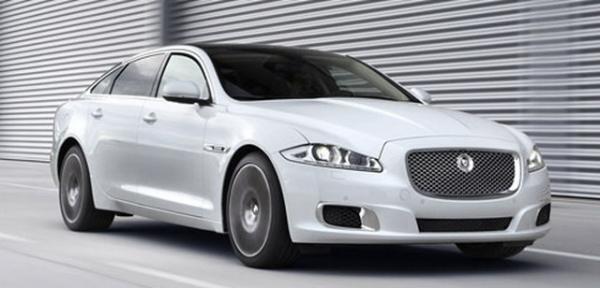 Рассекречена внешность обновленного Jaguar XJ