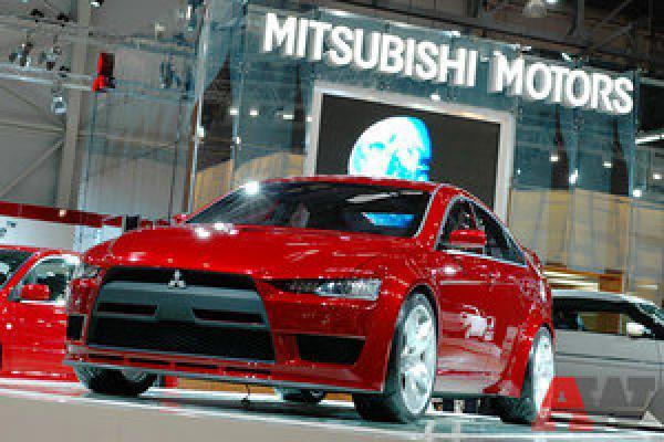Mitsubishi представил Concept-S