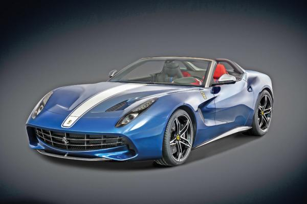 Ferrari F60 America: юбилейный кабриолет